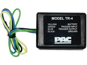 PAC TR-4 Low Voltage Remote Turn-On Trigger