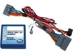 Pac Nuchy2 Navigation Unlock Interface