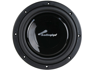 "New Audiopipe Tsfa80 8"" Shallow Mount Subwoofer Sub"