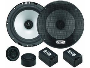 "New Pair Soundstorm Gs65c Gs Series 6.5"" 350W Car Audio Component Speakers 6_"""