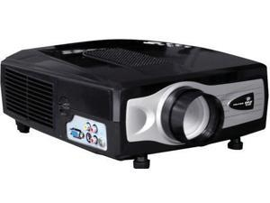 New Pyle Prjv66 Lcd Video Projector With Built In Tv Tuner