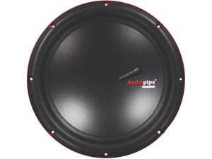 "New Audiopipe Tsar8 8"" 350W Car Audio Subwoofer Sub Single Voice Coil 350 Watt"