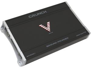 NEW CRUNCH GPV21001 2100W MONO CAR AUDIO AMPLIFIER AMP 2100 WATT GPV2100.1