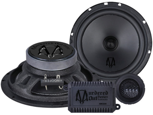 "New Pair Audiobahn Amc50h 5.25"" 260W Car Audio Speaker System 260 Watt 5 1/4"""