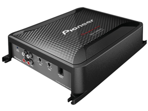 New Pioneer Gmd8601 1600W Car Audio Mono Amplifier Amp With Bass Knob 1600 Watt
