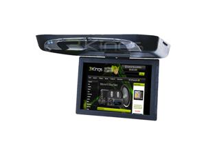 "New Tview T1591dvfd - Black 15"" Car Roof Mount Flip Down Lcd Monitor Dvd Usb Sd"