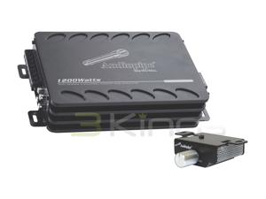 Audiopipe Apsm4080 1200w 4 Ch Car Audio Amplifier Amp 4 Channel 1200 Watt