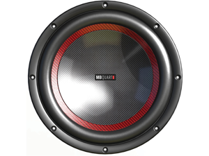 "New Mb Quart Pwm304 1000W Car Audio 12"" Dvc 4 Ohm Subwoofer Sub 1000 Watt"
