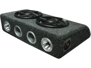 New Audiopipe Voz5000 300W Mid Range Loaded Enclosure 300 Watt