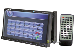 PYLE Mobile Video                                                 Model PLDN74BTI