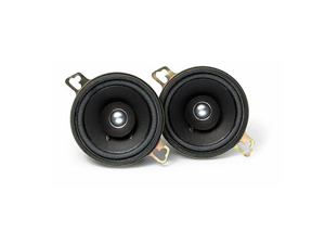 "New Pair Kenwood Kfc-835C Performance Series 3.5"" 2-Way 80W Car Audio Speaker"