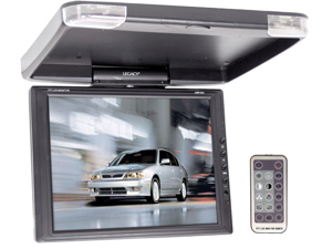 "Legacy - 13"" TFT LCD Roof Mount Monitor W/IR Transmitter & Swivel"