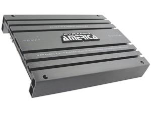 5000 Watt 2 Channel Bridgeable Mosfet Amplifier