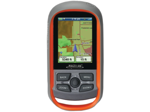 "MAGELLAN eXplorist 310 Summit Series 2.2"" Handheld GPS Navigation Bundle"