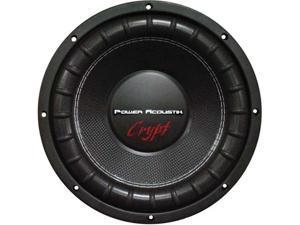 """Power Acoustik Cw2-154 Crypt 15"""" 2200W Car Audio Subwoofer Dual 4 Ohm Cw2154"""