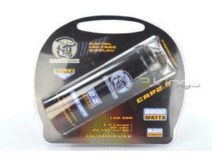 New Bullz Audio Bcap 2.2 Farad Car Digital Power Capacitor