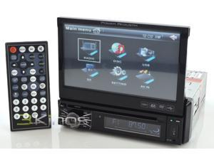 "New Power Acoustik Ptid-8920 7"" Touch Screen Dvd Usb Aux Car Video Player Remote"