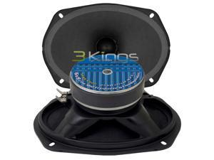 "New Pair Audiopipe Apmb6900 6X9"" 250W Car Audio Speakers Apmb-6900"