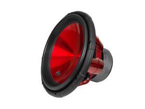"New Audiopipe Txxapa15rd 2000W 15"" Eye Candy Subwoofer Red 2000 Watt Sub"