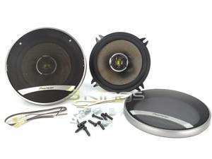 """New Pair Pioneer Ts-D1302r 360W 5-1/4"""" 2-Way D Series 5.25"""" Car Audio Speakers"""