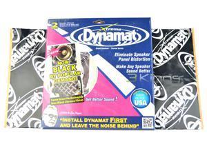 Dynamat 10415 Extreme Speaker Kit