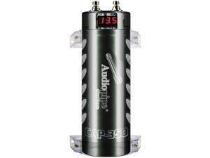 New Audiopipe Acap3500 3.5 Farad Power Capacitor
