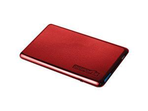 DigiPower Red 680 mAh Universal ChargeCard for Smartphone JS-CC100-RD