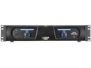 "New Pyle Ppa200 2000W 19"" Rack Mountable Professional Amplifier Amp 2000 Watt"