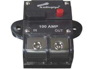 NEW NIPPON CB100AP 100 AMP MANUALLY RESETTABLE CIRCUIT IN LINE CIRUIT BREAKERS