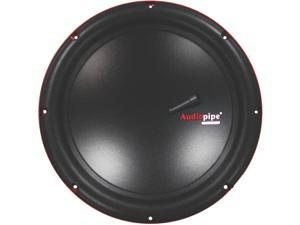 "New Audiopipe 12"" Tsvr12 Car Audio Sub Subwoofer 750 Watts Bass Power Woofer"