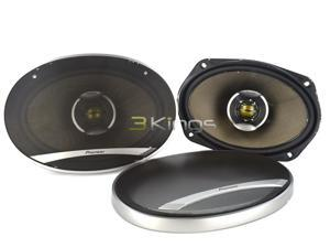 "New Pair Pioneer Tsd6902r 6X9"" 360W 2 Way Car Audio Speakers 360 Watt Ts-D6902r"