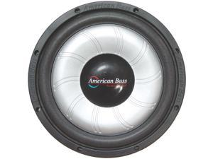 "New American Bass Sl104 10"" 500W Car Audio Slim Subwoofer Sub 500 Watt"