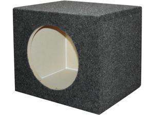 """New Q-Power Qsmpsq12e Single Square 12"""" Enclosure"""