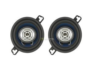 "New Pair Soundstorm F235 3.5"" 300W 2 Way Car Audio Speakers 3 1/2""  300 Watt"