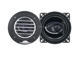 "New Pair Power Acoustik Xp402k 4"" 180W 2 Way Car Audio Speakers 180 Watt Xp-402K"