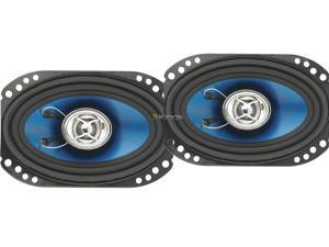 "New Pair Soundstorm F246 400W 4X6"" 2 Way Car Audio Speakers 400 Watt"
