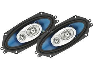 "New Pair Soundstorm F341 4X10"" 3 Way 400W Car Audio Speakers 400 Watt"