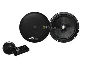 "New Audiopipe Aphe650cmp 6.5"" 120W Component System 120 Watt"