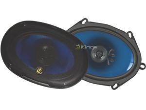 "New Pair Q-Power Qp572 5X7"" 2 Way 500W Car Audio Speakers 500 Watt"