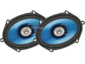 """New Pair Soundstorm Ssl F257 5X7"""" 2 Way 275W Car Audio Speakers 275 Watt"""
