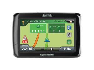 Magellan Rm2055sgluc Roadmate(r) 2055tlm 4.3 Gps Device With Free Lifetime Map & Traffic Updates