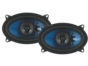 """New Pair Q-Power Qp4x6 4X6"""" 2 Way 400W Car Audio Speakers 400 Watt"""