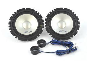 "Alpine Sxe1750s 6.5"" 2 Way 45W Car Audio Component Speakers 45 Watt"