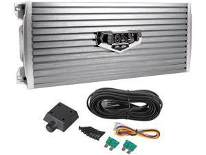 Boss ARMOR AR2500M Car Amplifier - 2500 W PMPO - 1 Channel - Class AB
