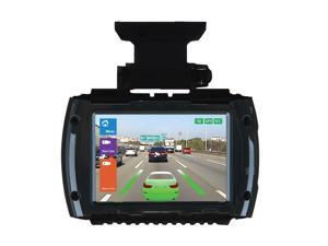 New Boyo Vtr17ld Driving Assistant Car Video Recorder Dashcam Gps Lane Assist