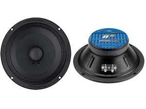 """New Audiopipe Apmb-8Sb 8"""" 250W Low Mid Car Loudspeaker Apmb8sb"""