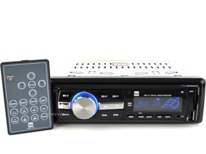 New Dual Xr4115 Car Audio Am/Fm Receiver Mechless Receiver With Remote