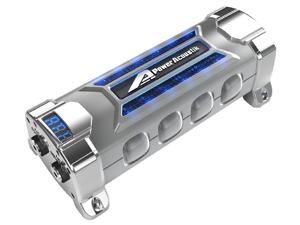 NEW POWER ACOUSTIK PCX-5F 5 Farad Car Audio Cap Capacitor