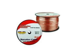New Audiopipe Issp161000cl 16 Gauge Speaker Cable 1000Ft 16 Awg
