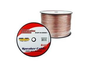 New Audiopipe Issp141000cl 14 Gauge Speaker Cable 1000Ft 14 Awg